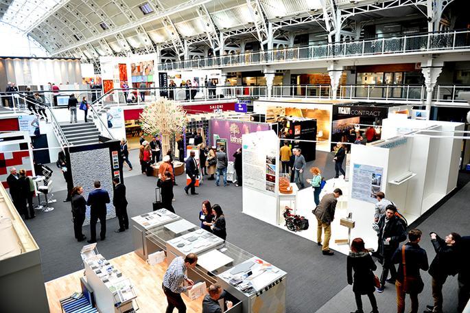 33 711surface design show at business design centre islington london