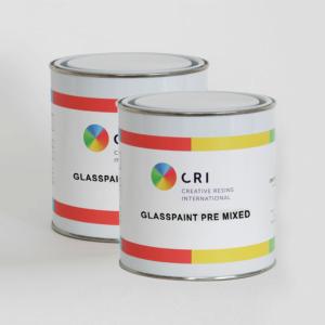GlassPaint Pre Mixed Glass Paint Creative Resins