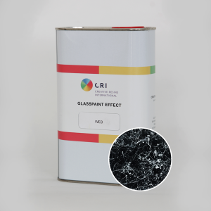GlassPaint Web Effect Pre Mixed Glass Paint Creative Resins