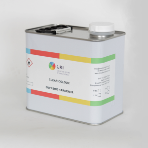 Clear Colour Hardener | Laminating and Casting Resin | Creative Resins