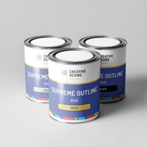 Supreme Outline Resin - Base
