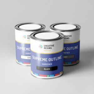 Supreme Outline Resin Hardener