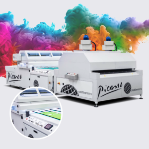 Picasso | Paint Spraying Machinery and Equipment | Creative Resins