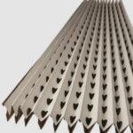 concertina filter