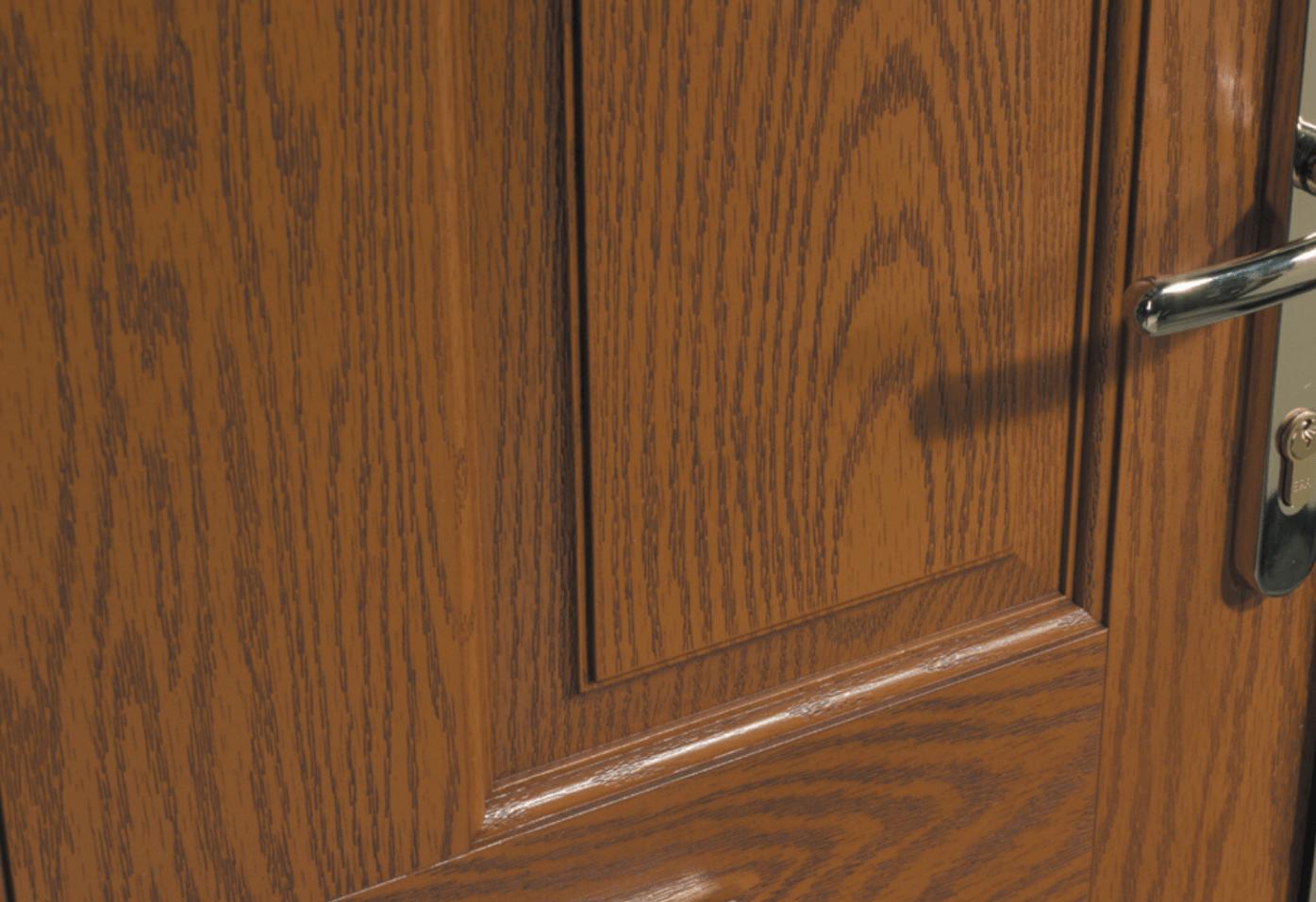 Grainex Door Paint Wood Effect