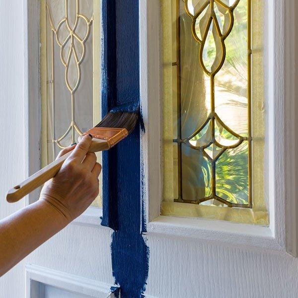PlasPaint Brush 'n' Roll | Door and Window Paint | Creative Resins