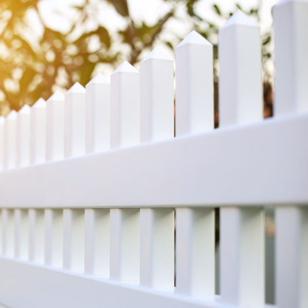 White Fence Deckikng Paint Creative Resins