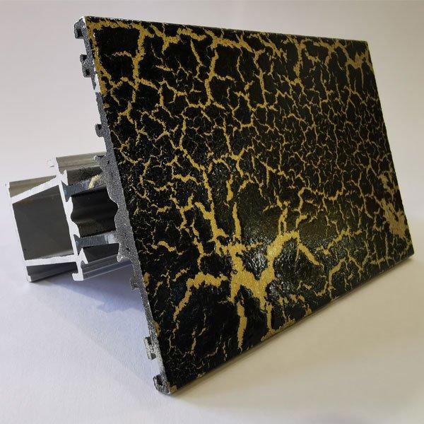 Plaspaint crackle effect