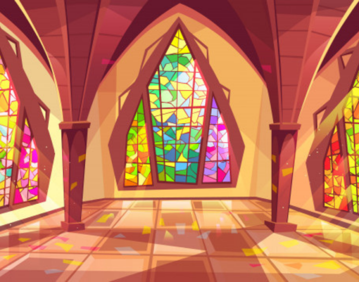 How Door and Window Manufacturers can Create a Stained Glass Look with Resin