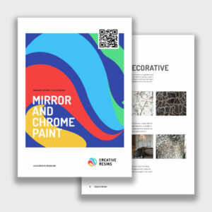 Mirror and Chrome Paint Icon